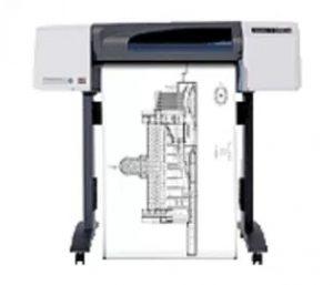 HP DesignJet 500 Plus 24-in