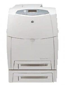 HP Color LaserJet 4650dtn