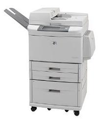 HP LaserJet M9040 MFP