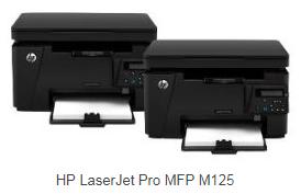 HP LaserJet Pro MFP M125