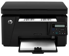 HP LaserJet Pro MFP M126