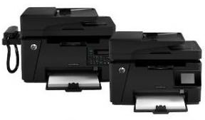 HP LaserJet Pro MFP M128